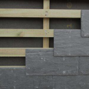 Spansk facadeskifer 40x20 restsalg
